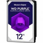 HDD intern WD, Purple, 3.5, 12TB, SATA3, 7200 RPM, 256MB, Surveillance HDD