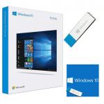 Licenta retail Microsoft Windows 10 Home 32-bit64-bit English USB P2