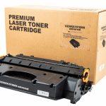 Toner HP505X compatibil